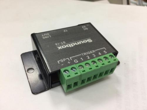 Soundbox多段音頻觸發式播放器